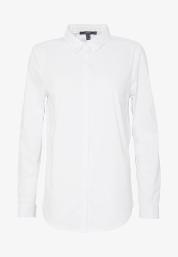 CORE MIRACLE - Button-down blouse - white