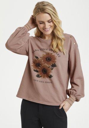 Sweatshirt - woodrose