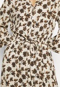 Part Two - ERIKKE - Shirt dress - creme brulee - 5