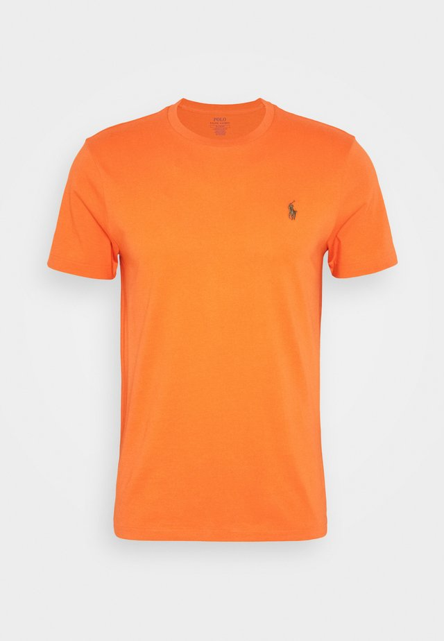 Basic T-shirt - southern orange