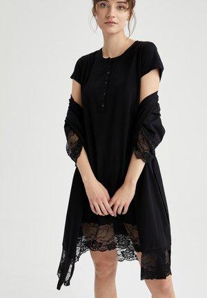 Chemise de nuit / Nuisette - black