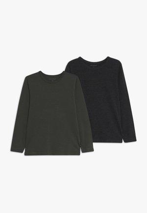 2 PACK - Long sleeved top - beetle