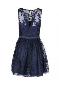 Unique - Cocktail dress / Party dress - blue - 1