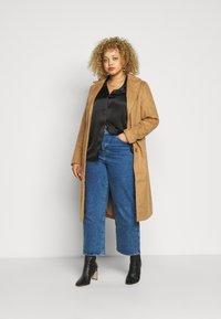 Levi's® Plus - RIBCAGE STRAIGHT - Straight leg jeans - georgie - 1