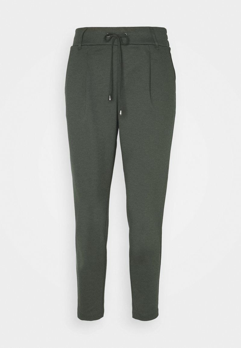 edc by Esprit - FINE PANT - Tracksuit bottoms - khaki green