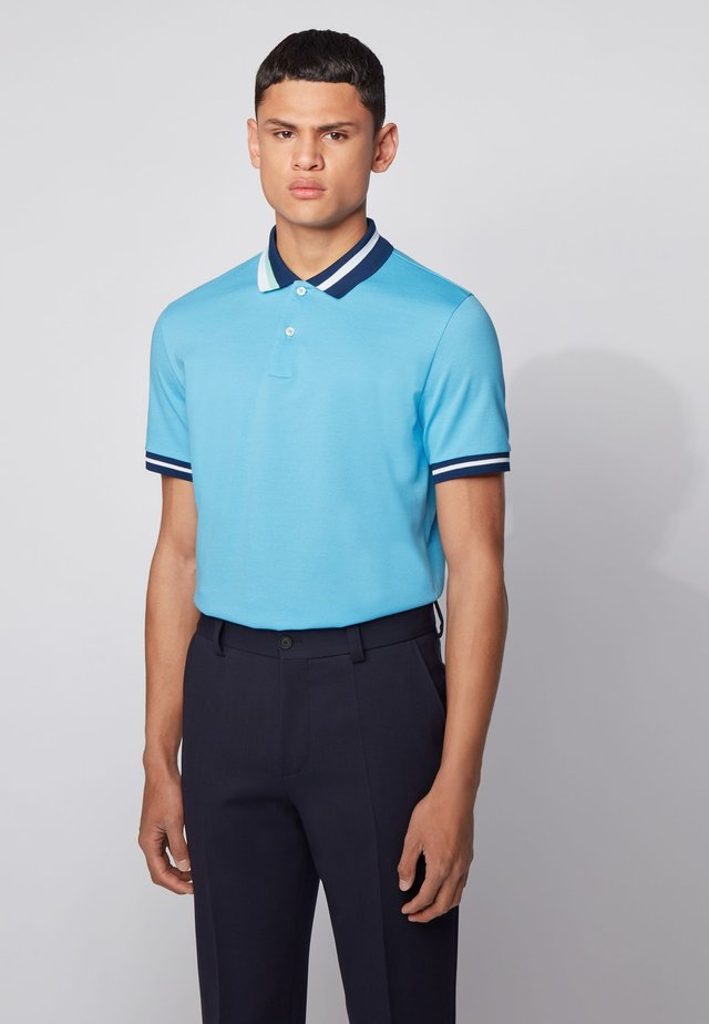 PARLAY  - Polo - turquoise