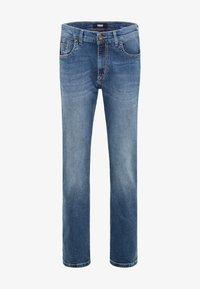 Pioneer Authentic Jeans - RANDO - Straight leg jeans - stone blue denim - 4