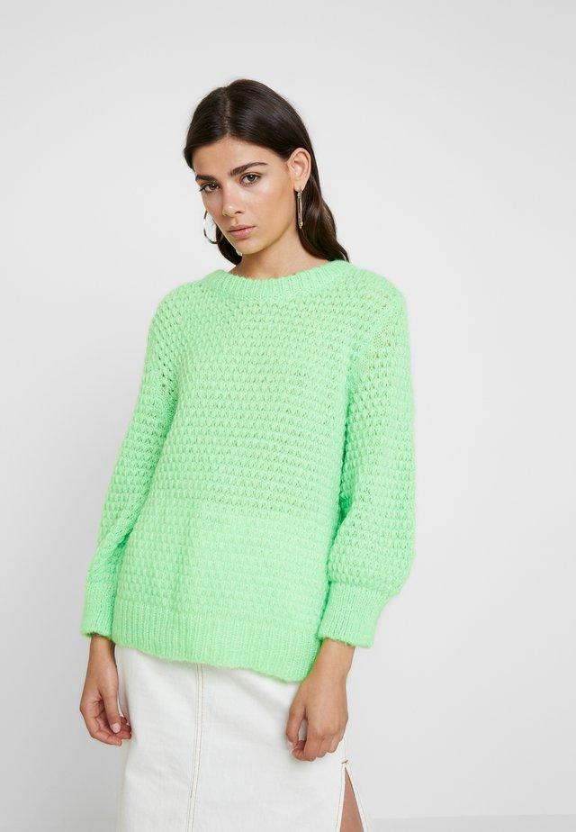 SIGNAL KRANOLA - Maglione - neon green