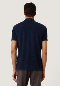 Napapijri - ELBAS - Polo shirt - blu marine - 1