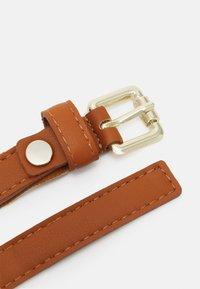 Valentino Bags - EMMA WINTER - Belt - cuoio/oro - 1