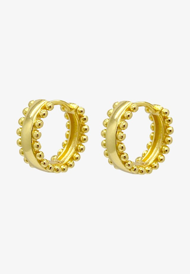 CREOLES - Earrings - gold