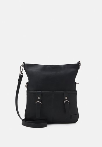 LIZ - Across body bag - black