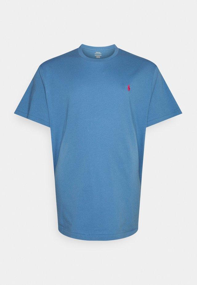 Basic T-shirt - delta blue