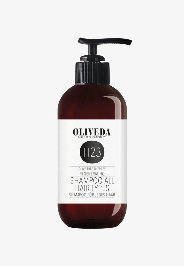 SHAMPOO FOR ALL HAIR TYPES - REGENERATING - Shampoo - -