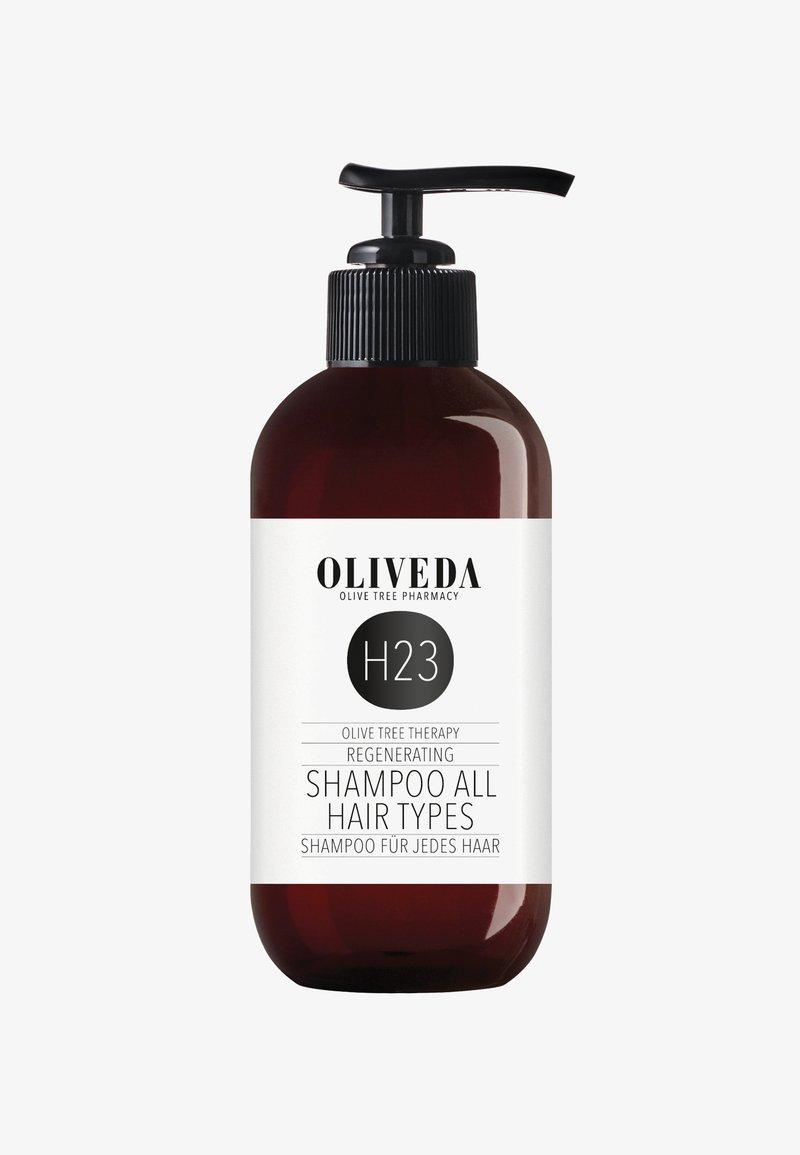 Oliveda - SHAMPOO FOR ALL HAIR TYPES - REGENERATING - Shampoo - -