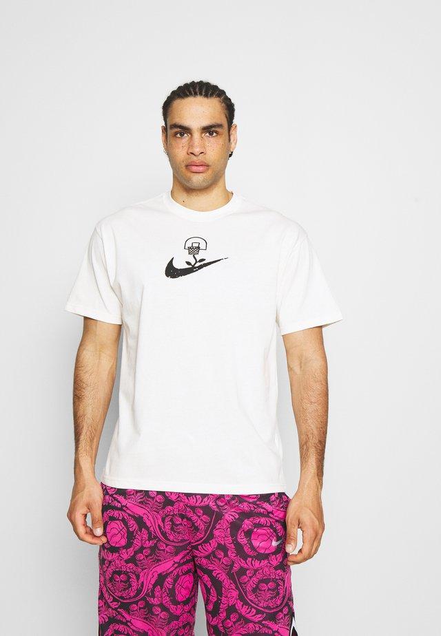 90 TEE - Print T-shirt - pure