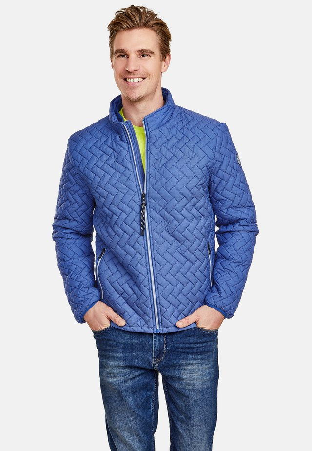 Winter jacket - denim blue