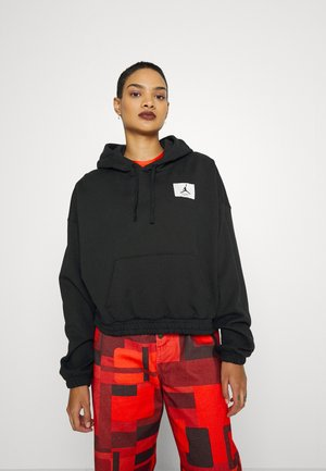 ESSEN HOODIE - Sweatshirt - black