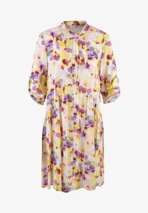 Robe d'été - lemon print