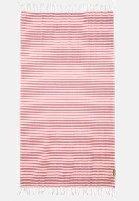 Espadrij l´originale - BEACHPLAID STRIPES - Accessorio da spiaggia - ecru/pink - 0