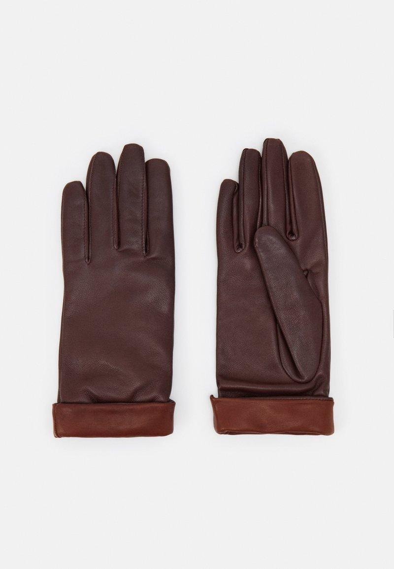 Kessler - Gloves - tan/tobacco