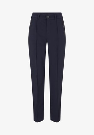 Kalhoty - navy-blau