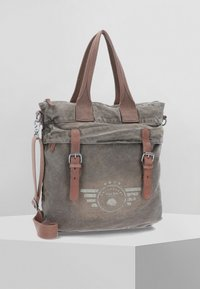 Greenburry - Across body bag - khaki - 0