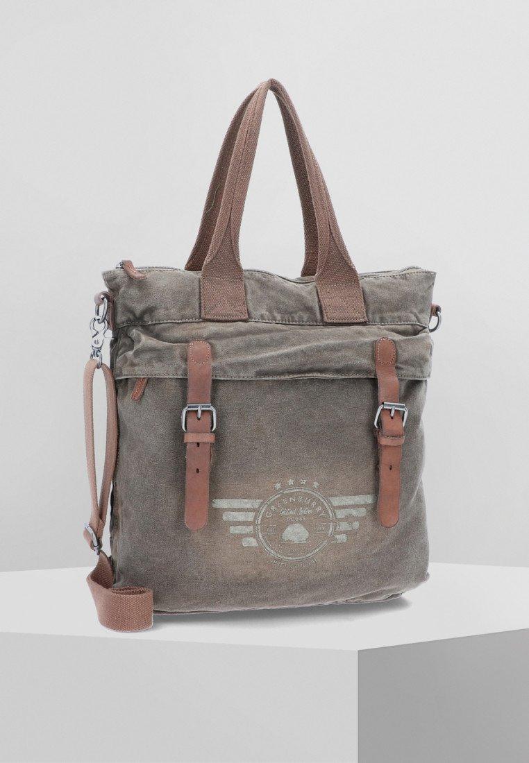 Greenburry - Across body bag - khaki