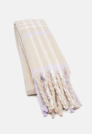 FGFILINA LONG SCARF - Halsduk - warm sand/dahlia purple