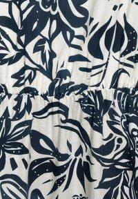 Cecil - MIT BLUMEN PRINT - Maxi dress - weiß - 3