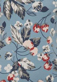 Lauren Ralph Lauren - Print T-shirt - dusty blue - 2