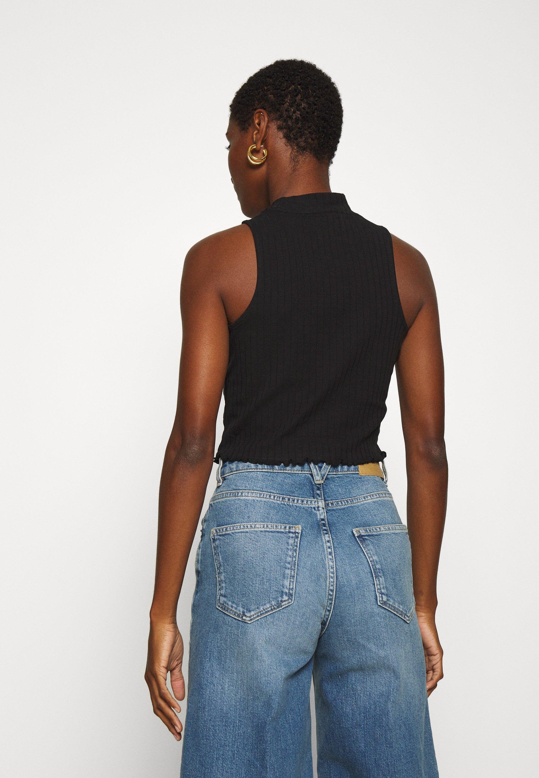 Zign Toppe - black - Damer T-shirts & toppe 2Bg3a
