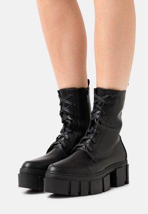 RUBY - Veterboots - black