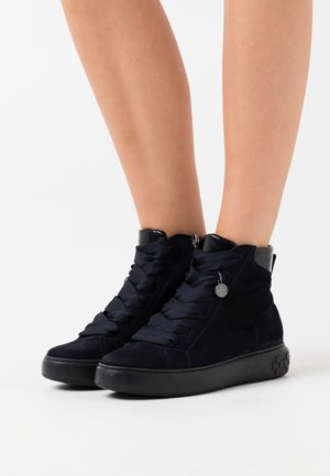 BENA - High-top trainers - navy
