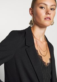 ONLY - ONLBAKER SENIA COATIGAN - Blazer - black - 3
