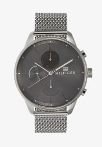Tommy Hilfiger - CASUAL CHASE - Chronograph watch - silver-coloured/grey - 1