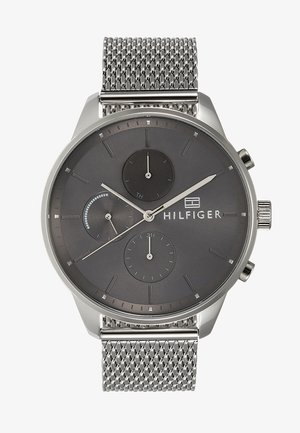 CASUAL CHASE - Chronograph watch - silver-coloured/grey