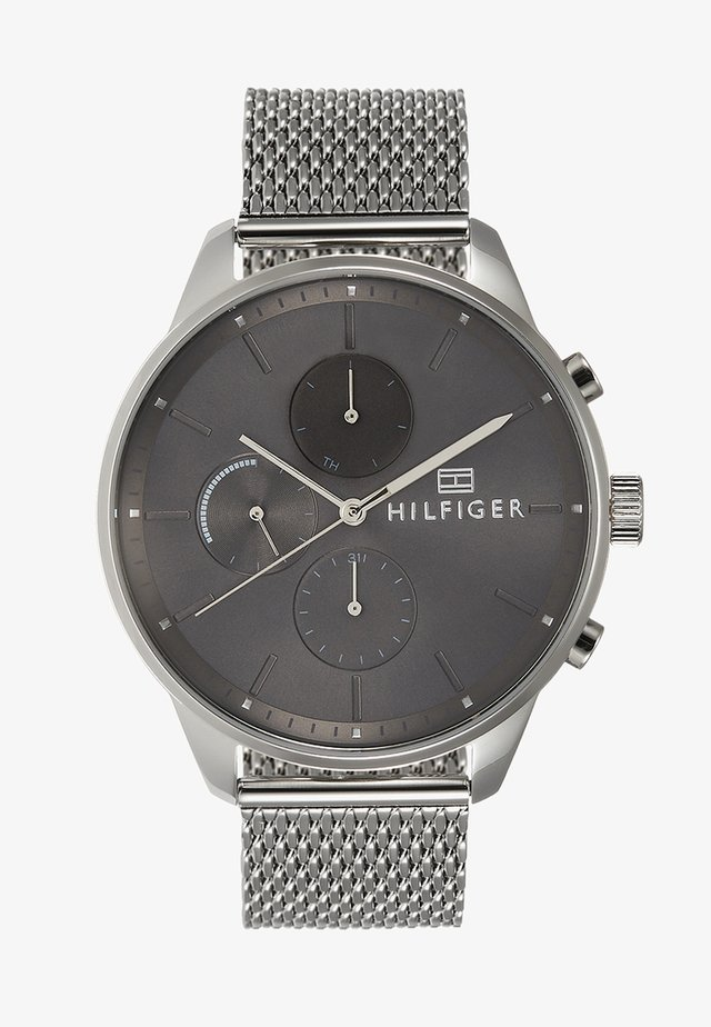 CASUAL CHASE - Chronograph - silver-coloured/grey