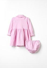 Polo Ralph Lauren - OXFORD BABY - Day dress - carmel pink - 1