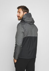 Columbia - INNER LIMITS™ JACKET - Veste Hardshell - black/graphite heather - 2