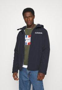 Napapijri - ICE - Winter jacket - blu marine - 0