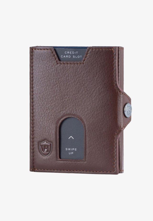 WHIZZ MIT CRYPTALLOY - Wallet - braun