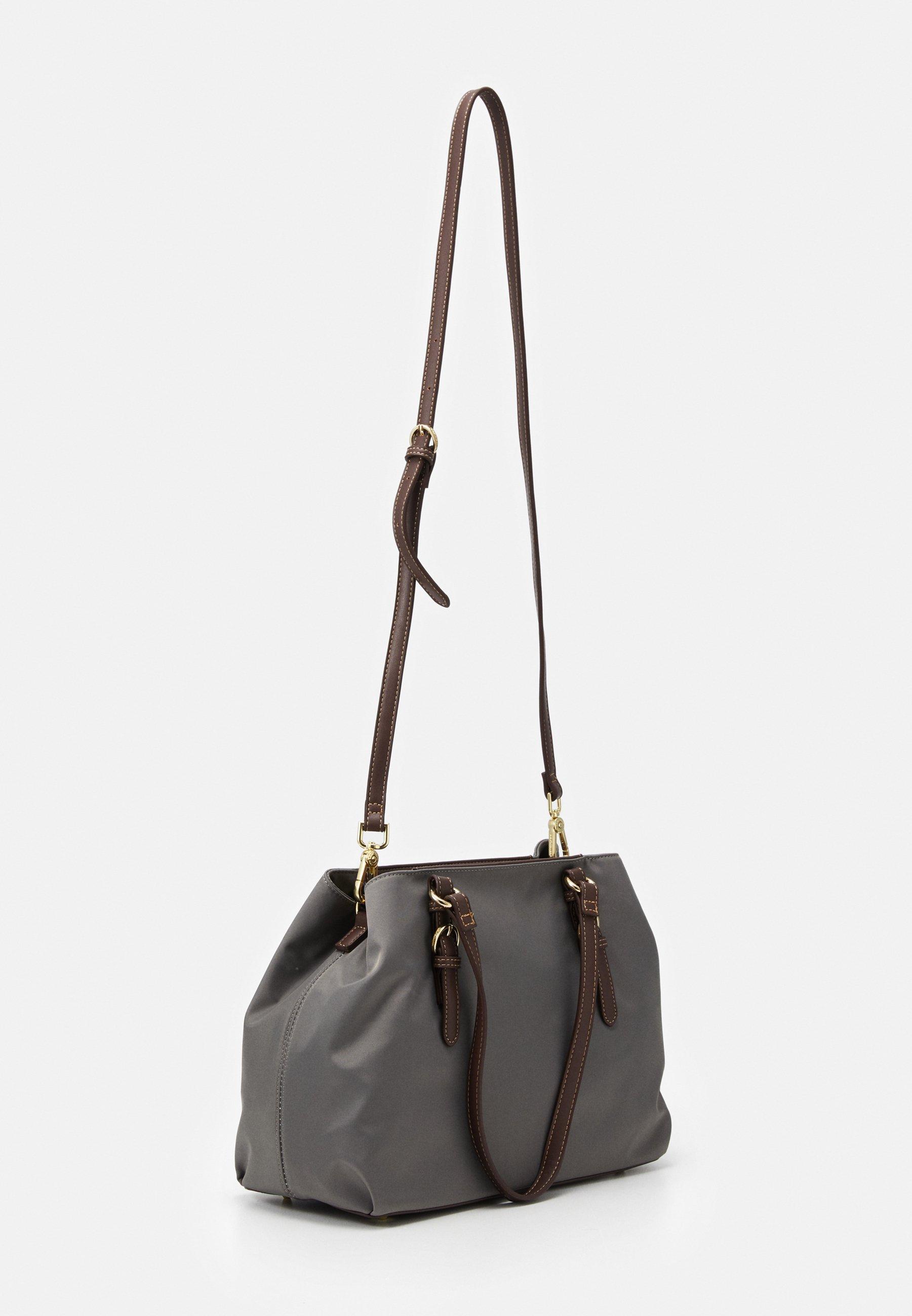 U.S. Polo Assn. HOUSTON HANDLE BAG Håndveske grey