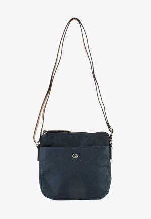 LEMON MIX II  - Across body bag - dark blue