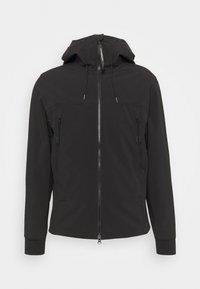 OUTERWEAR  SHORT JACKET - Lehká bunda - black