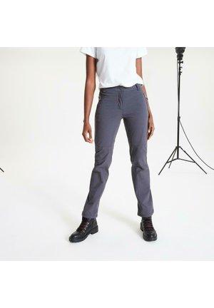 Outdoor trousers - ebony grey