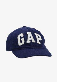 GAP - LOGO - Gorra - tapestry navy - 1