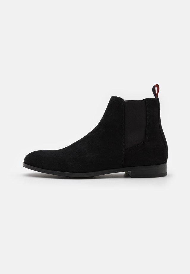 BOHEME CHEB  - Korte laarzen - black