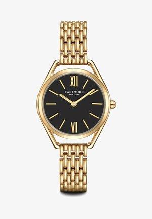 Horloge - gelbgold