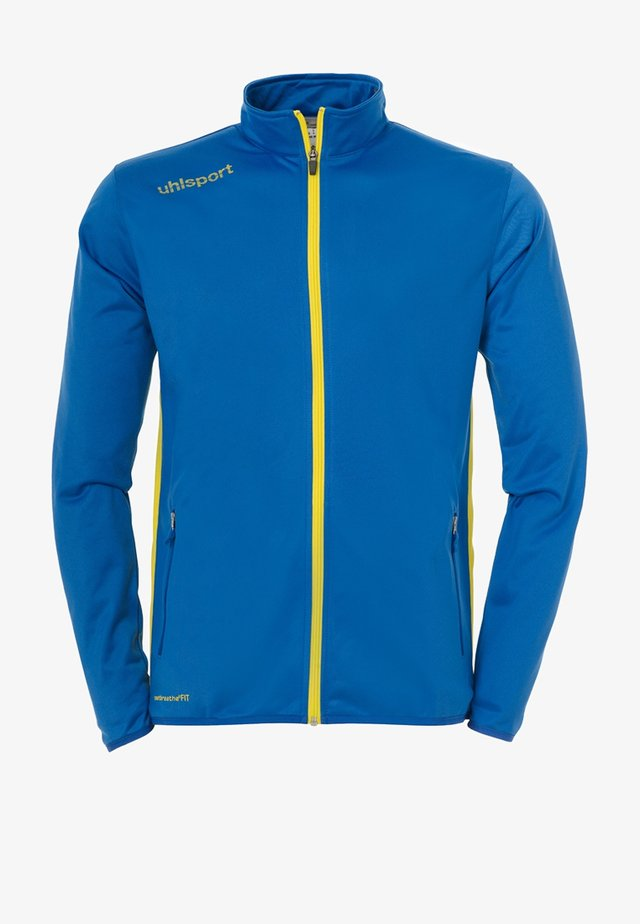 ESSENTIAL CLASSIC - Trainingsanzug - blau/gelb